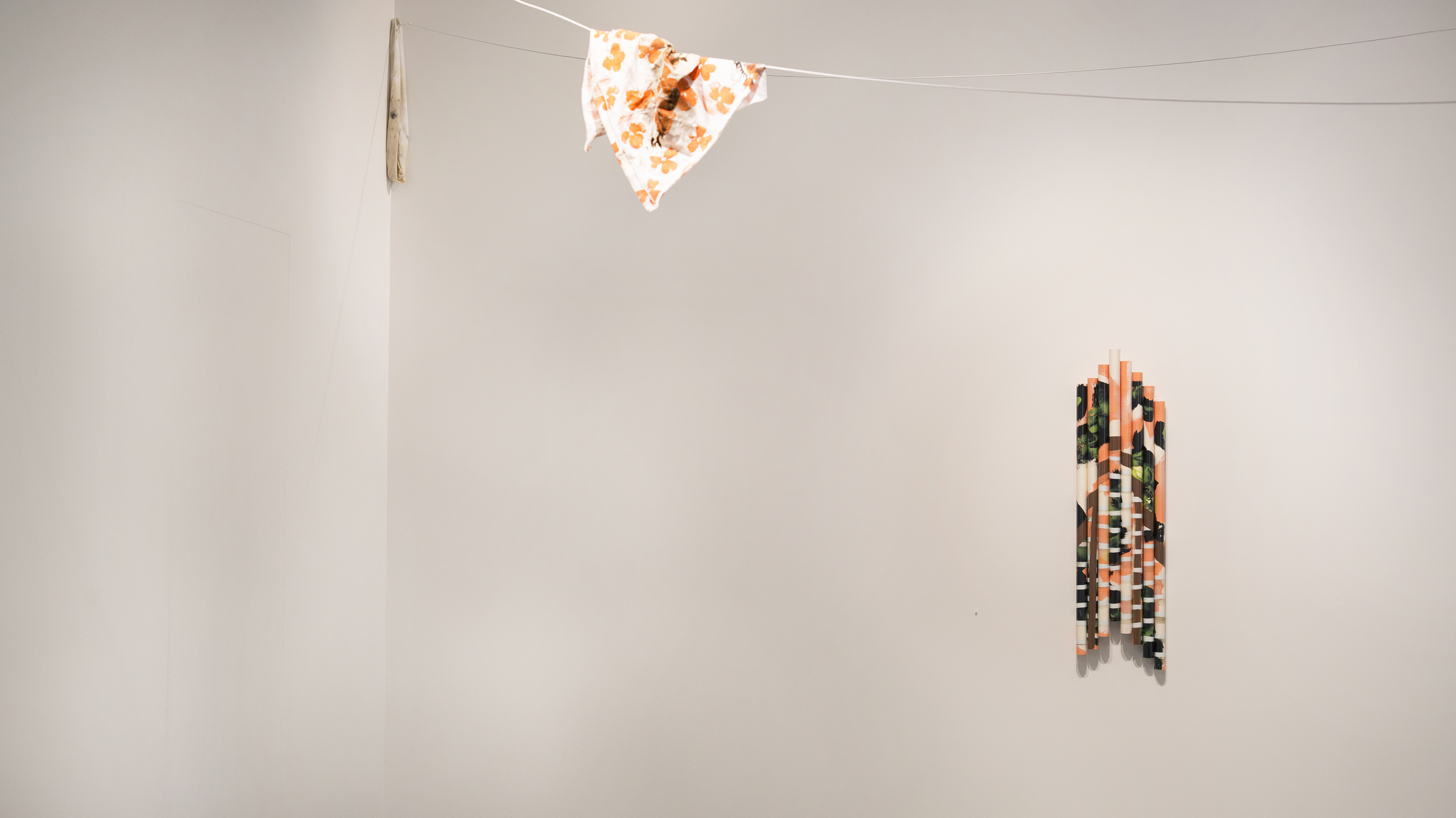 Installation shot of Current Affairs