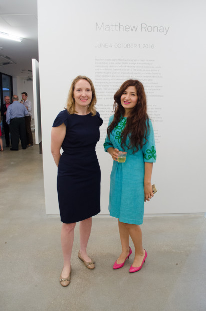 Katherine Veneman and Tere Garcia