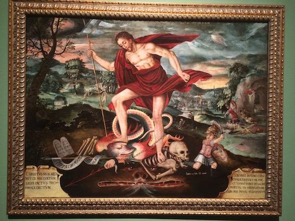 Highest Heaven at San Antonio Museum of Art