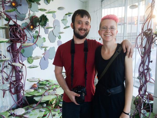 Zak Seeker & Kelsey Hockmuller