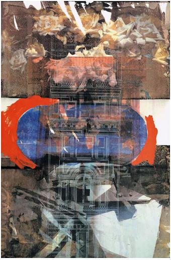 Robert Rauschenberg, Happiness, 1994