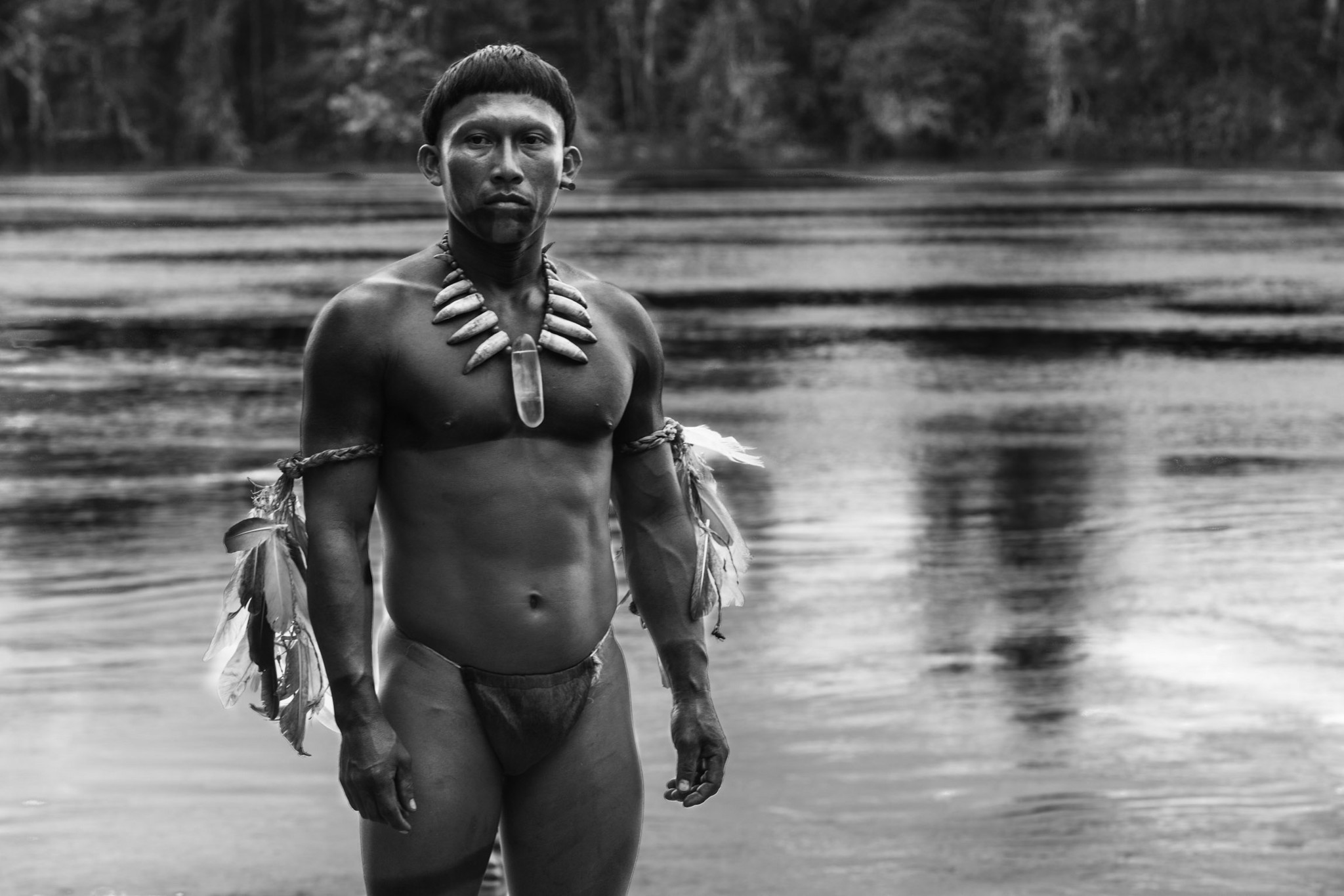 Still from Embrace of the Serpent