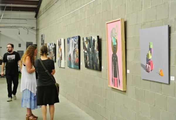 Art Room 3 opening #2