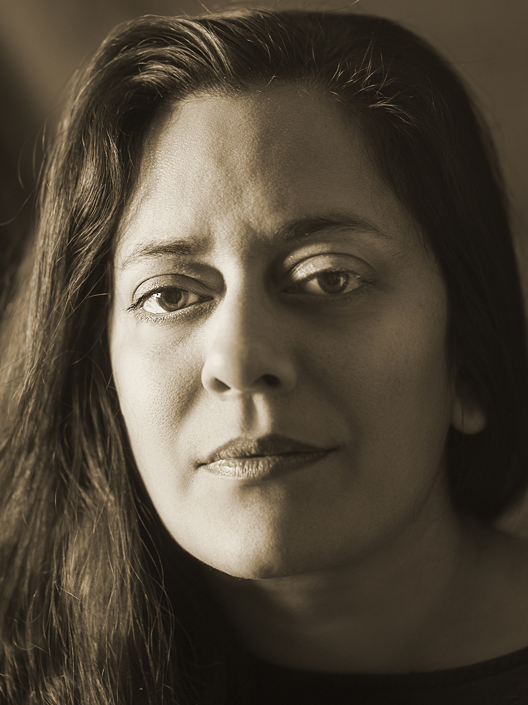 detail: Anjali Gupta, Director of Sala Diaz gallery