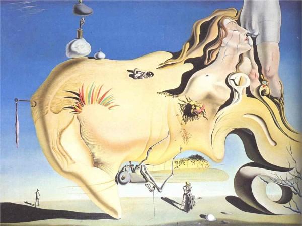 Dali painting