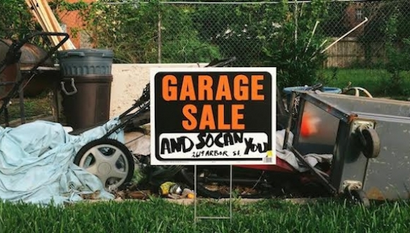 Garage sale event image