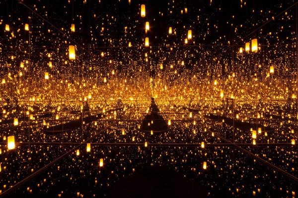 Yayoi Kusama, Aftermath of Obliteration of Eternity, 2009