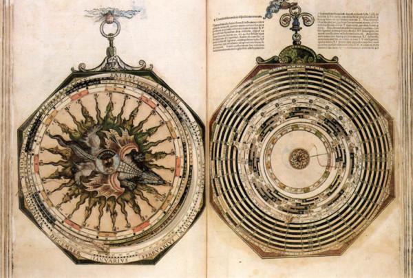 German Miniaturist, Astronomicum Caesareum, 1540