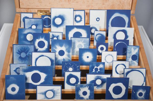Dario Robleto, The Dismantled Sun, 2012
