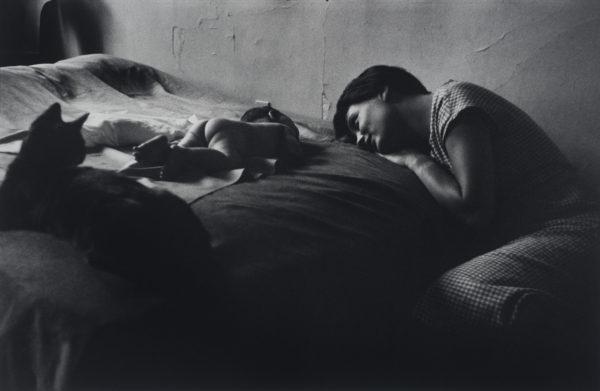 Elliott Erwitt, New York, New York, 1953. Gelatin silver print. Harry Ransom Center Collection © Elliott Erwitt/Magnum Photos