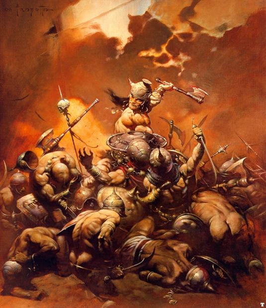 Conan the Destroyer (1971)
