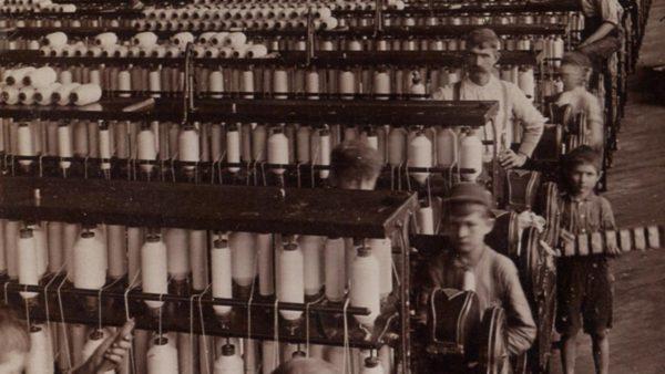 Still from Capitalism: Child Labor