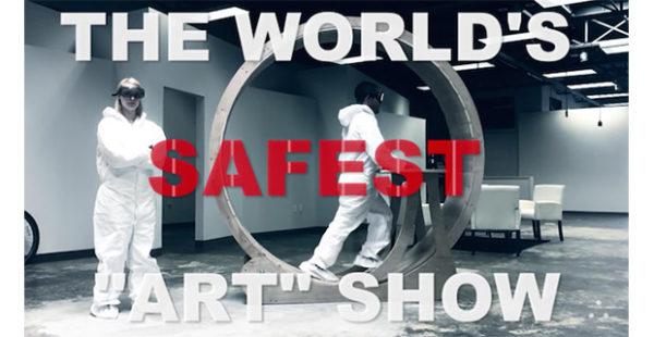 safe art show