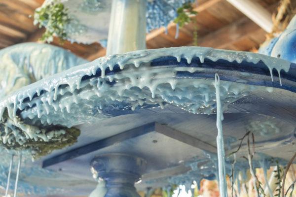 Fountain (detail)