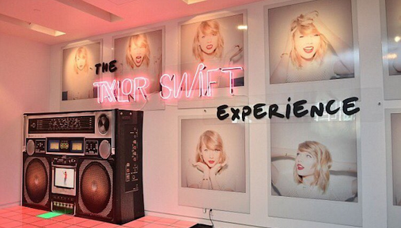 Taylor Swift Museum Show