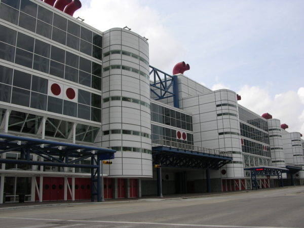 Houston Proud: the George R. Brown Convention Center