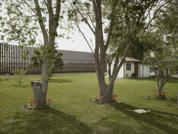 Richard Misrach, Home, Brownsville, Texas, 2013, Inkjet print