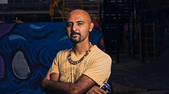 Gonzo serves as tomorrow night's guest, along with Menil Curator Toby Kamps. Photo: Josh Glaze via 365thingsinhouston.com