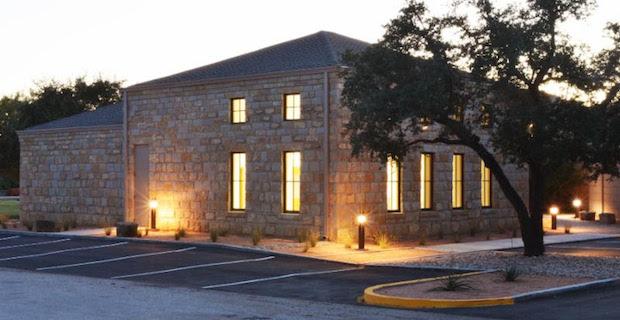 Old Jail Art Center