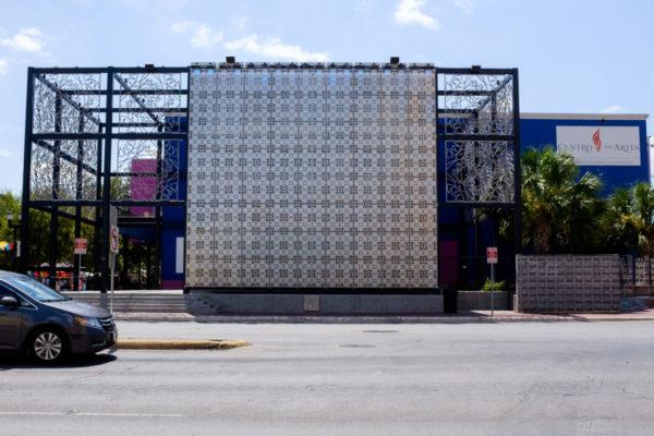 Centro de Artes, photo via Scott Ball/Rivard Report