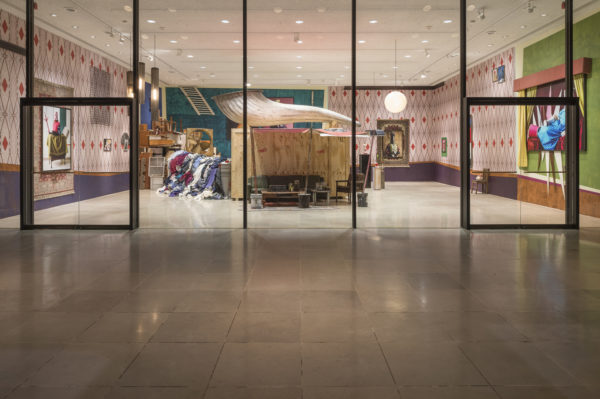 Brinkmann at Rice Gallery