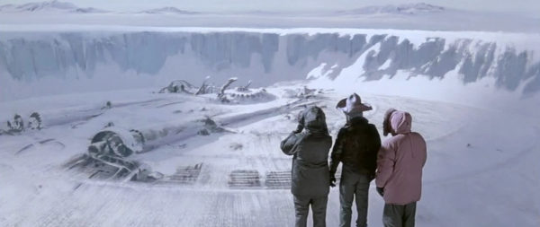 Still from The Thing
