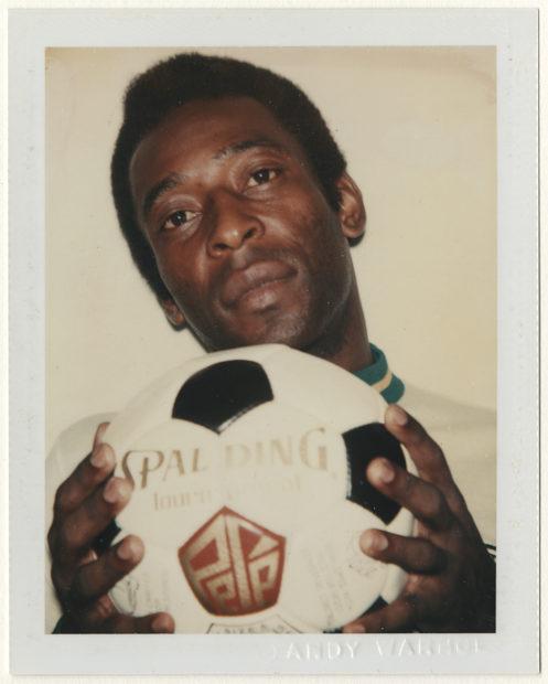 Andy Warhol, Pelé, 1977.