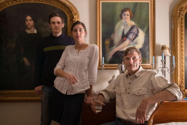 Jessica Todd Harper, Family Portrait, 2012.