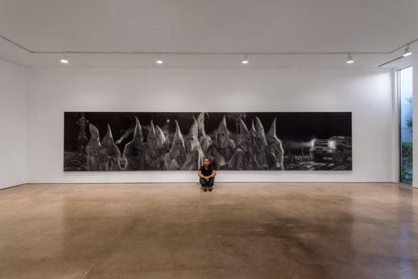Vincent Valdez and The City, 2016
