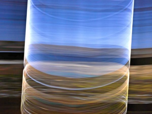 Columna 555, 2010, pigment ink print on archival paper, 48 x 60 in.