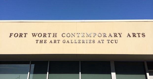 FORT WORTH CONTEMPORARY ARTS