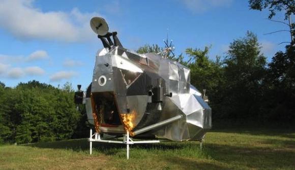Steven Brower, Lunar Excursion Module, 2003 – 2007 via UTVAC