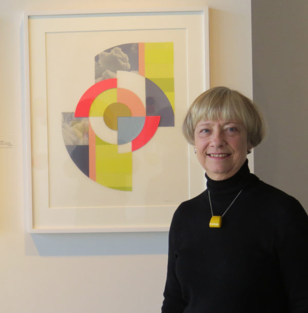 Constance Lowe at Ruiz-Healy Art. Photo: David S. Rubin