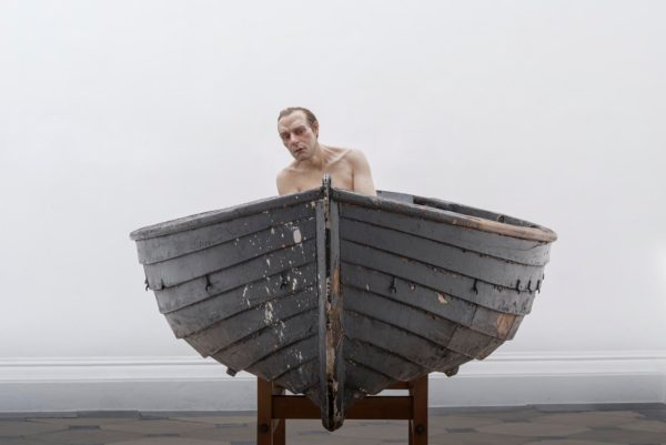 Man in a Boat, 2002