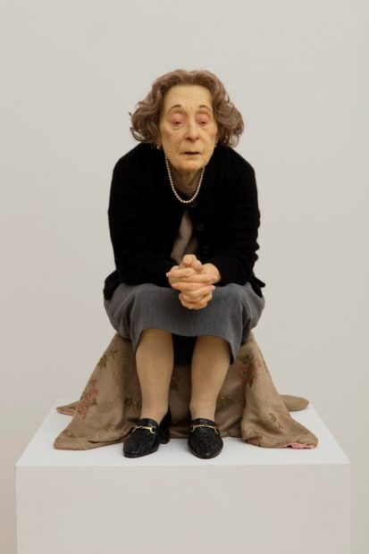 Untitled (Seated Woman), 1999