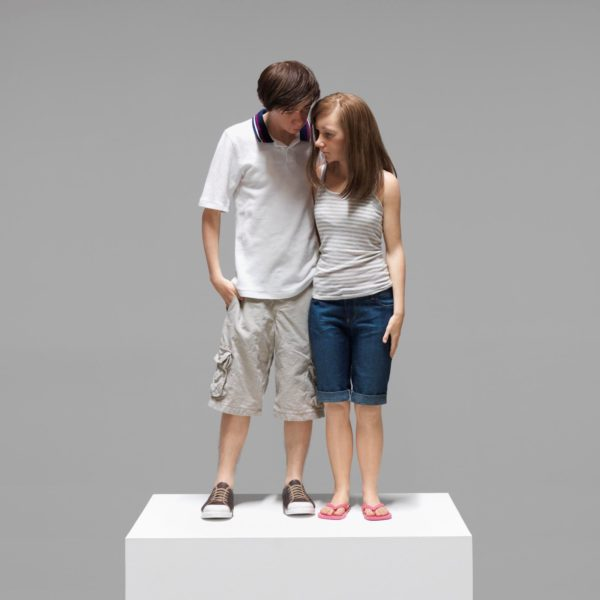 Young Couple, 2013
