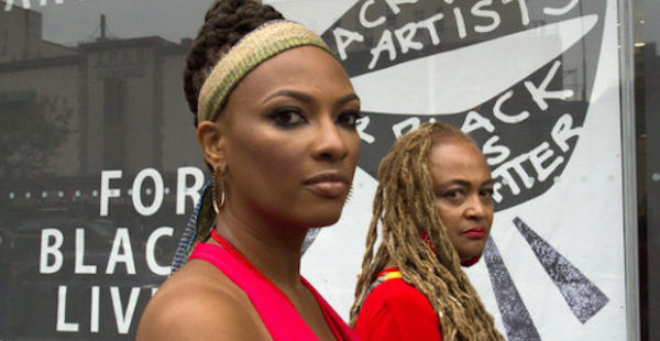 Round 46: Black Women Artists for Black Lives Matter at Project Row Houses