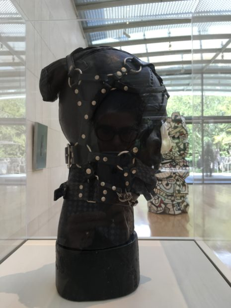 Nancy Grossman, Bust, 1968