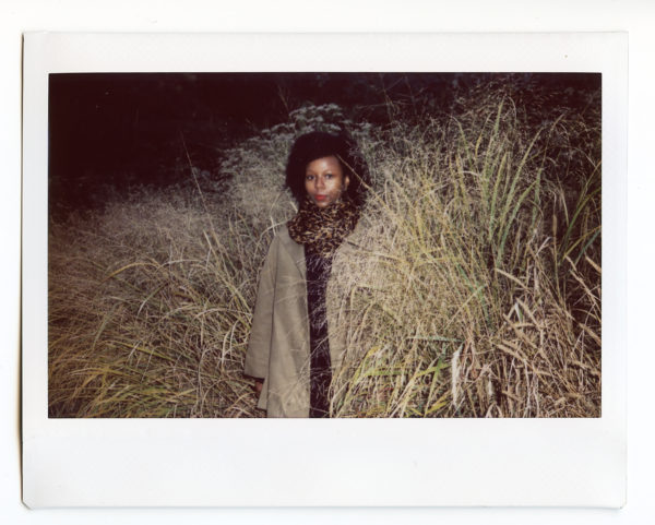 Naima Green (Brooklyn, NY) Sadatu, Brooklyn Botanical Garden, 2015
