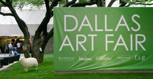 Dallas art fair