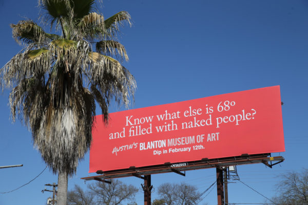 Blanton Billboard