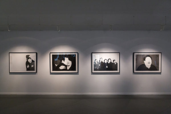Prince Thomas: installation view