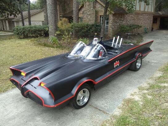 """Bat Car"" by John Salazar"