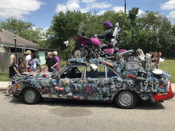 """Purple Reign"""" by Heights High School, Rebecca Bass teacher"""
