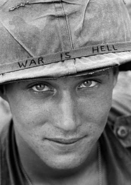 Horst Faas, US soldier, June 1965