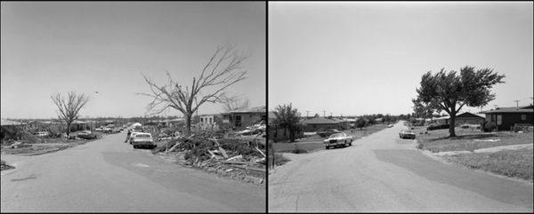 Aldrich Avenue, looking west, April 14, 1979 / June 1980