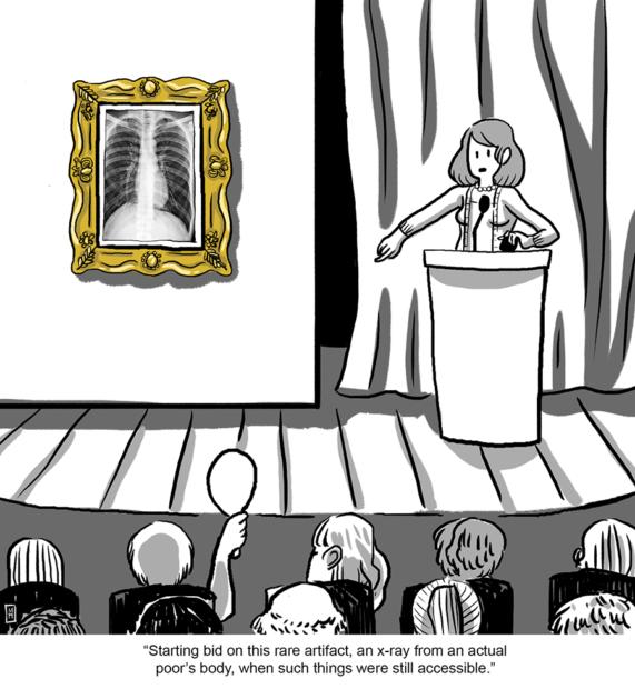 Maria-Elisa Heg Comic