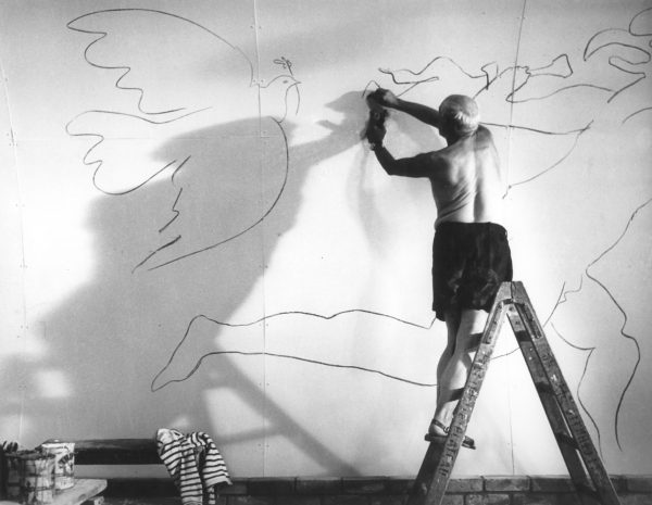 Picasso stripped down.