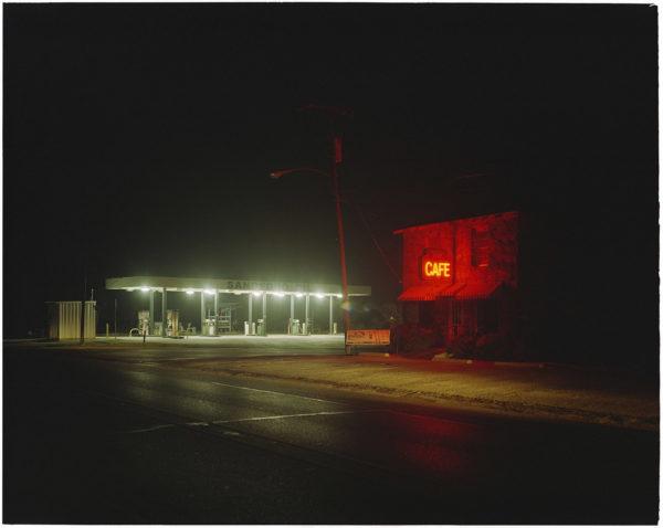 Jason Lee, Decatur, Texas, 4x5 Kodak Portra 160vc Film, pigment inkjet print, 17x22