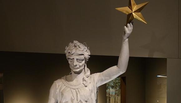 Bullock Museum S Goddess Of Liberty Statue Gets A 20 000